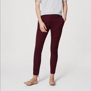 LOFT skinny Marisa ankle pants